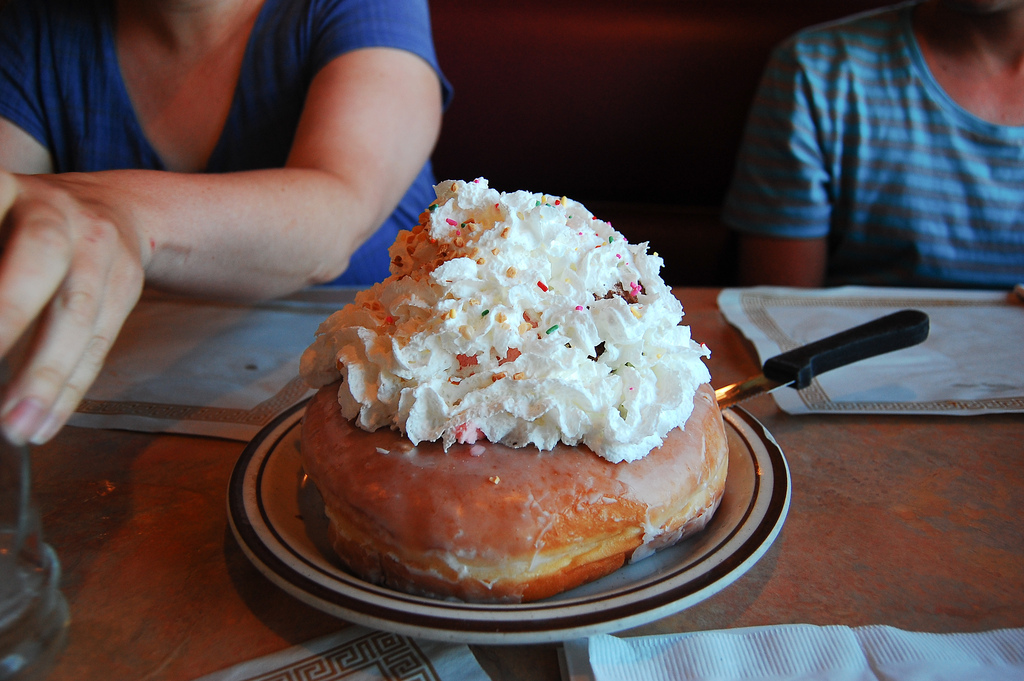 10 giant foods that you find only in the United States