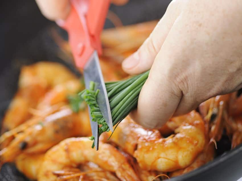prawns-skipped-cognac-processing