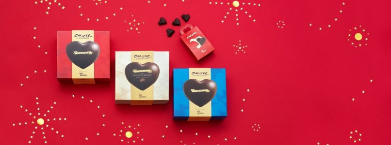 A heart of chocolate to help research on rare diseases