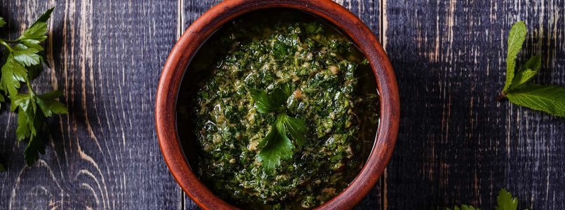 Anchovies al verde: the delicious appetizer to make at home