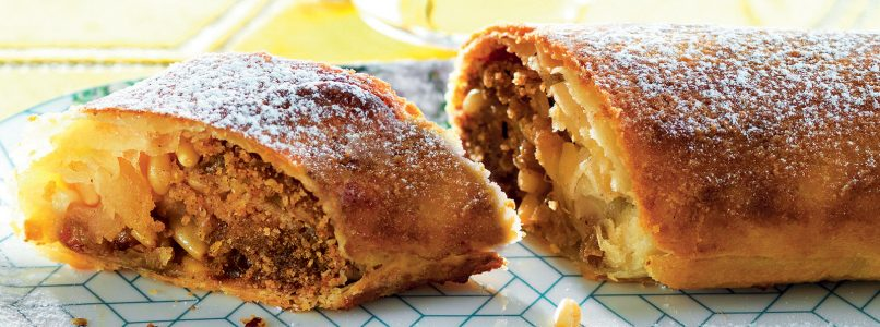 Apple Strudel recipe, the original recipe