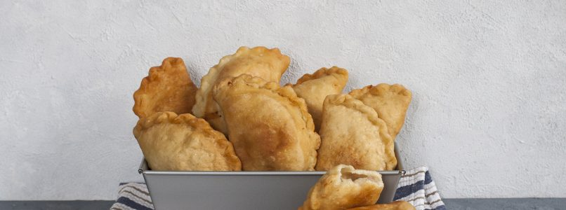 Apulian Panzerotti for Easter Monday - Italian Cuisine