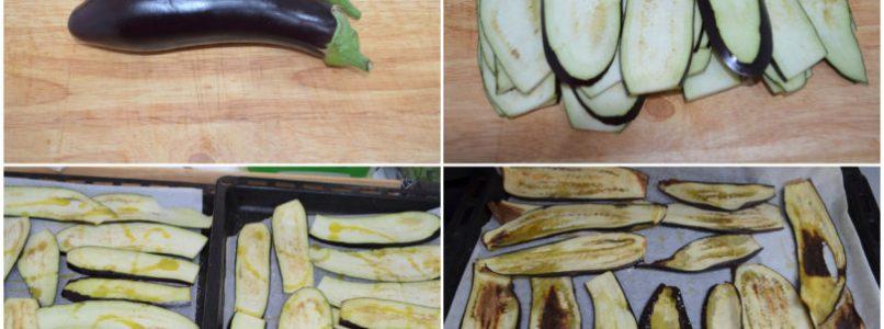 »Aubergine roll - Recipe Misya eggplant roll