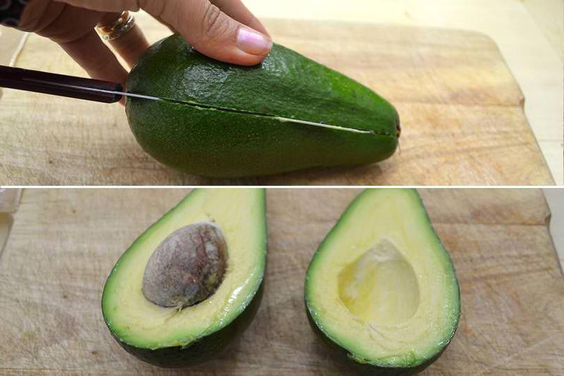 »Avocado and lime plumcake