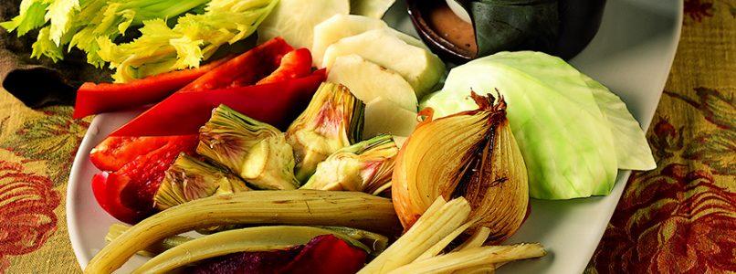 Bagna cauda Recipe - Italian Cuisine