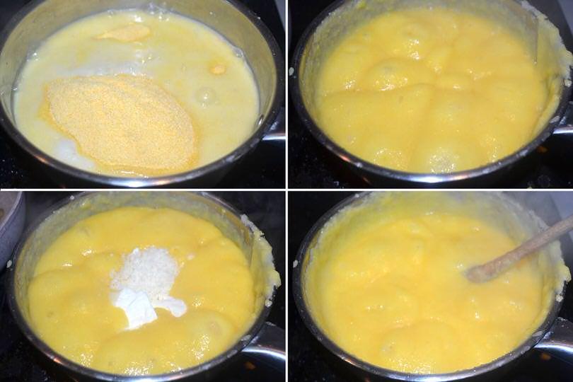 2 cook porridge