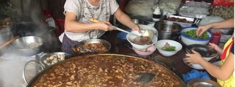 Bangkok, the soup that has been cooking continuously for 45 years