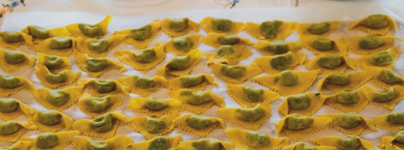 Bitter tortelli of Castel Goffredo, history and recipe of a single dish