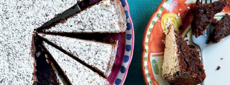 Caprese Cake Recipe - Italian Cuisine