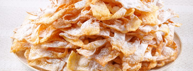 Carnival desserts, recipes from all over Italy - Italian Cuisine