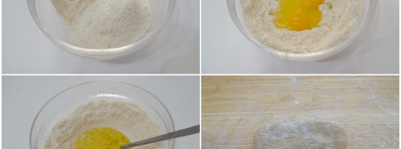 »Chestnut Noodles - Recipe Misya Chestnut Noodles