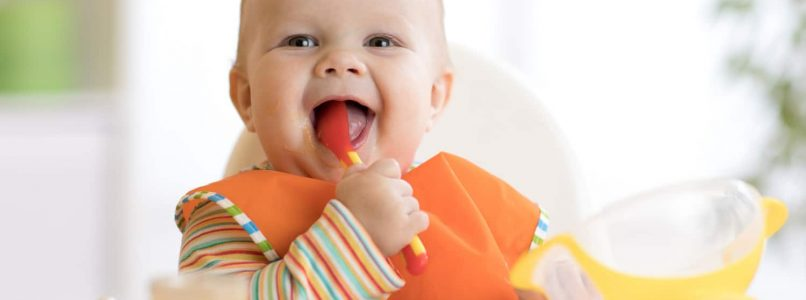 Children: the importance of food in the first 1000 days