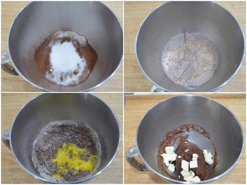»Chocolate croissants - Recipe Misya chocolate croissants