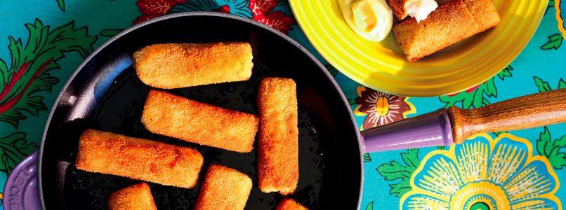 Cod Fish Sticks Recipe - Italian Cuisine
