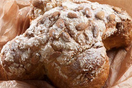 Colomba gluten-free: the quick recipe