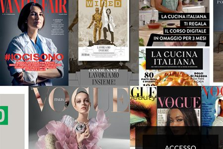 Condé Nast initiatives to be close to readers