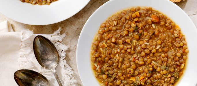 Cooking school: lentils, how to clean and cook them