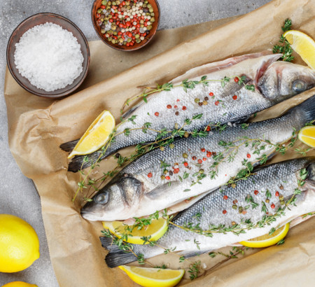Cooking school: sea bass, how to recognize it
