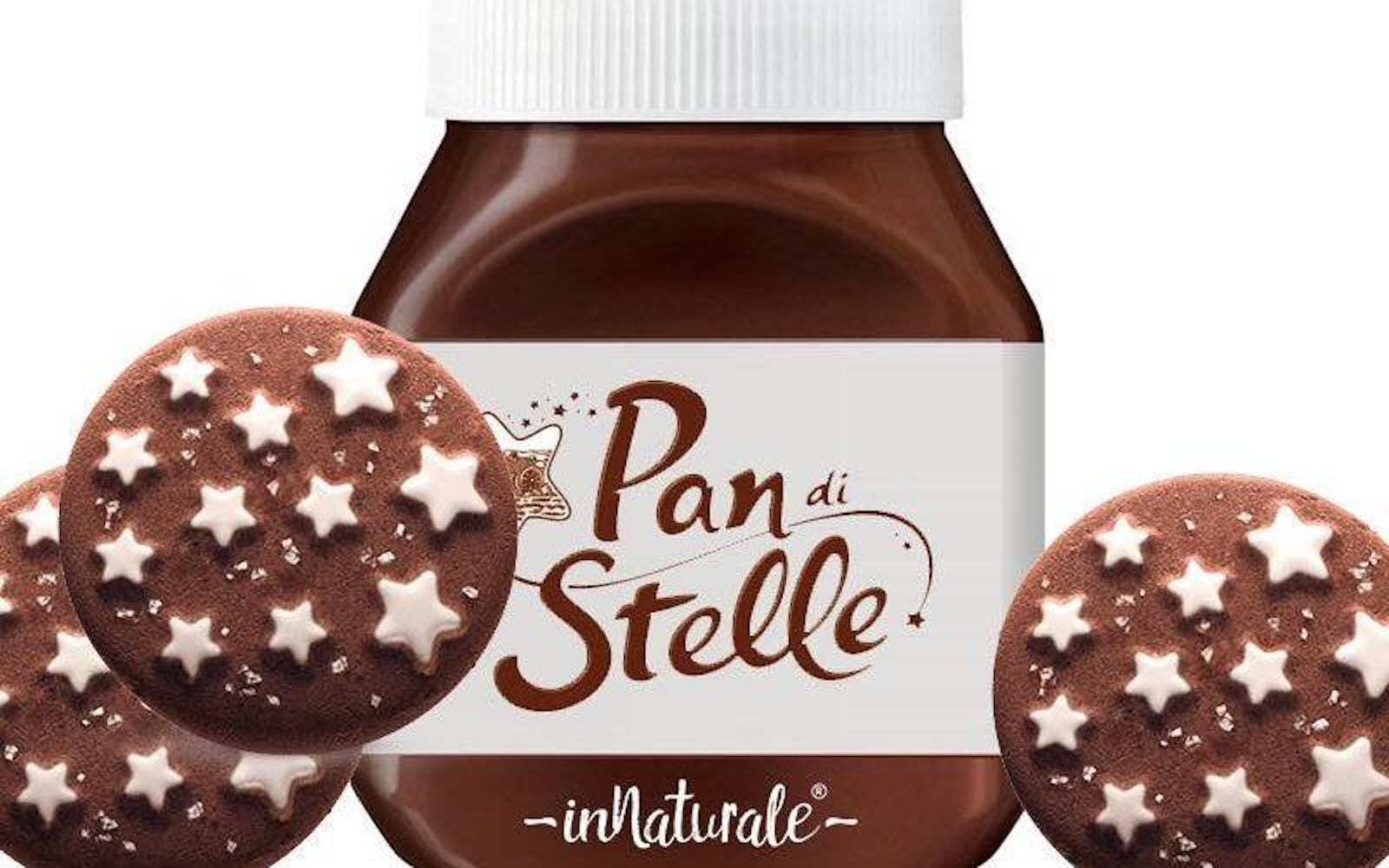 Crema Pan di Stelle, the new rival of Nutella signed Barillla