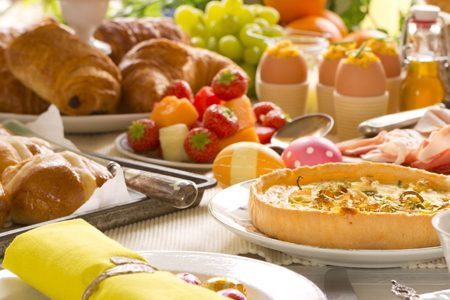 Easter: ideas for a lactose-free menu