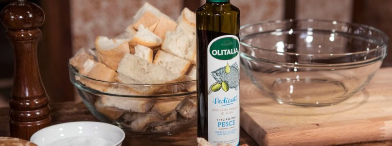 Extra virgin olive oil is not all the same. I Dedicati is Olitalia's answer to the extra virgin olive oil suitable for every preparation