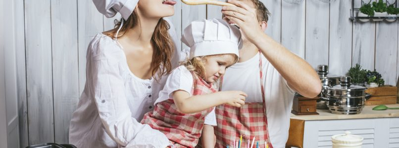 Father's Day: a menu to prepare with the children