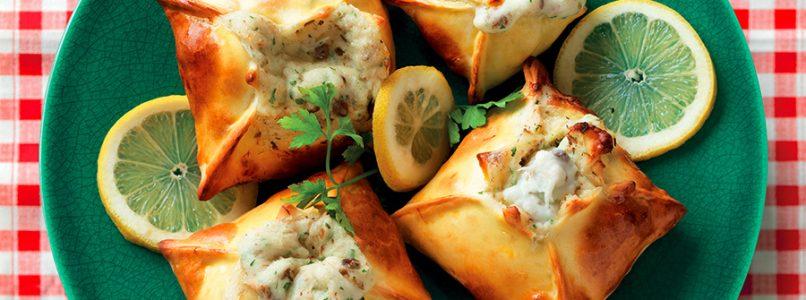 Fish Rolls Recipe - Italian Cuisine