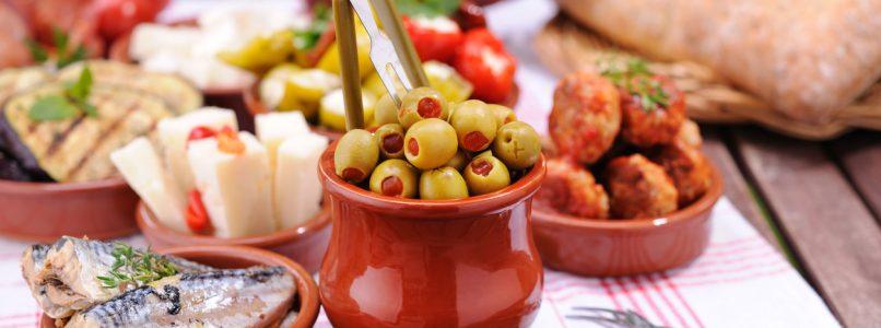 Five strange finger foods for the aperitif