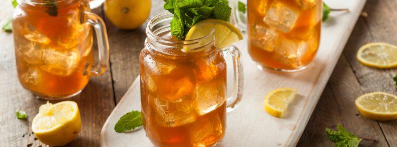Flavored iced tea: ideas and advice