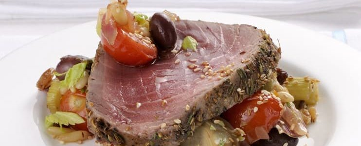 Fresh Tuna: the 10 best recipes