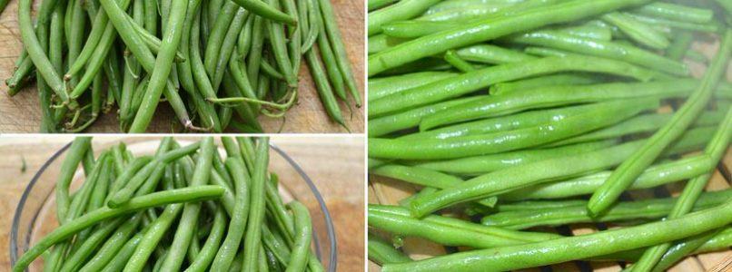 »Fried beans - Recipe Misya fried beans