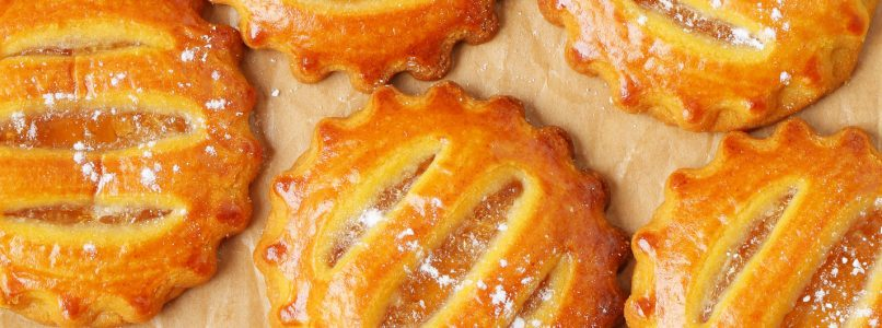 From the soft heart, to spirals, rustic: 5 ideas of biscuits with the apples