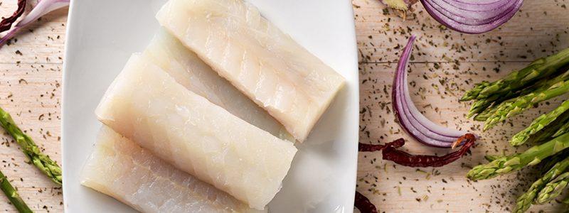 Frozen cod: 5 easy seconds