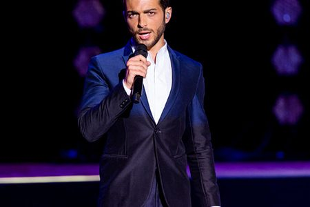 Gianluca Ginoble talks about his favorite dishes