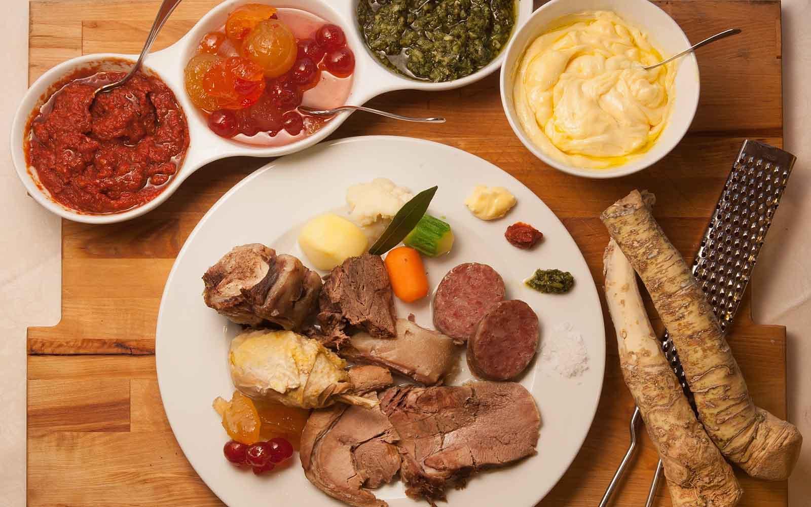 Gourmet guide: Crimea and Borgo Po