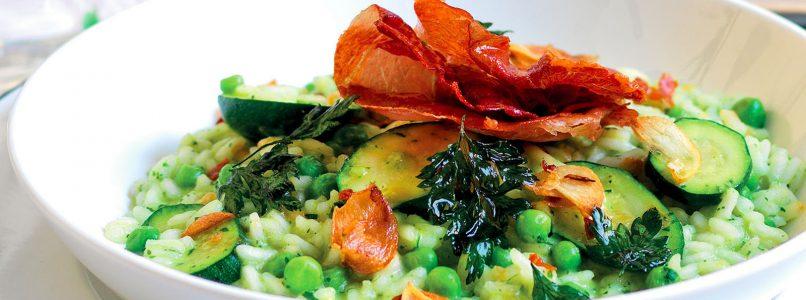 Green Risotto Recipe - Italian Cuisine