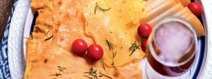 Guttiau Bread Recipe - Italian Cuisine