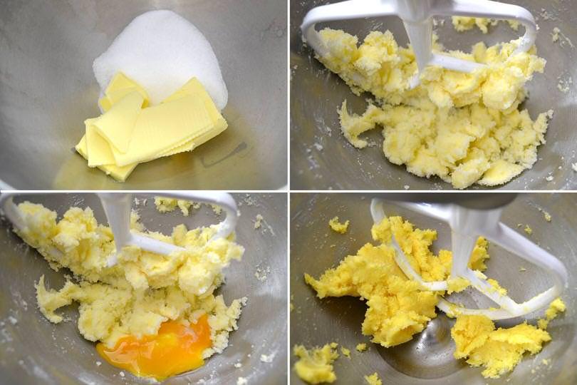 1 egg eggs sugar