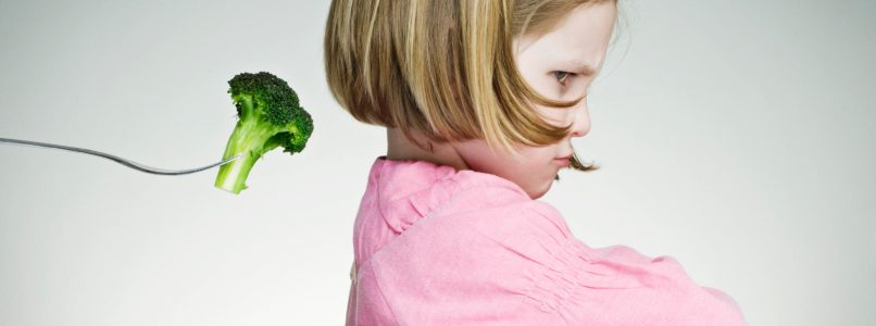 How I convinced my daughter to love broccoli