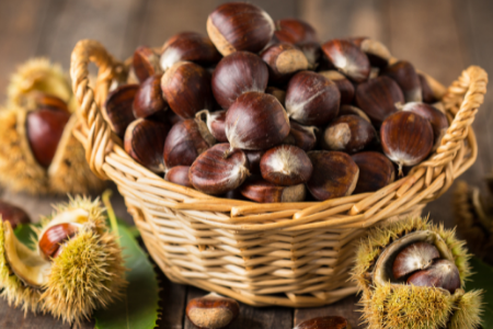 How to cook chestnuts - Italian Cuisine
