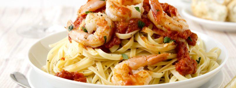 How to cook shrimp linguine