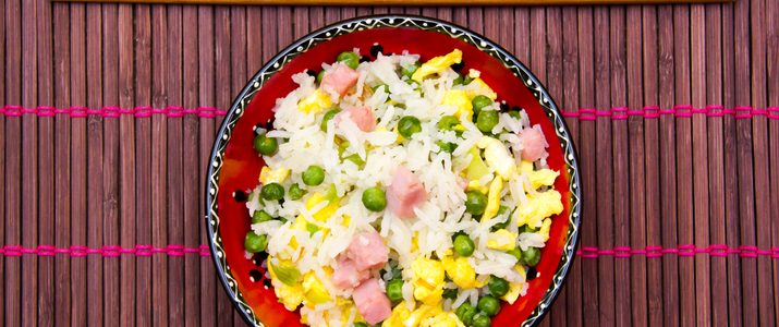 How to make Cantonese rice. The rules and some variations