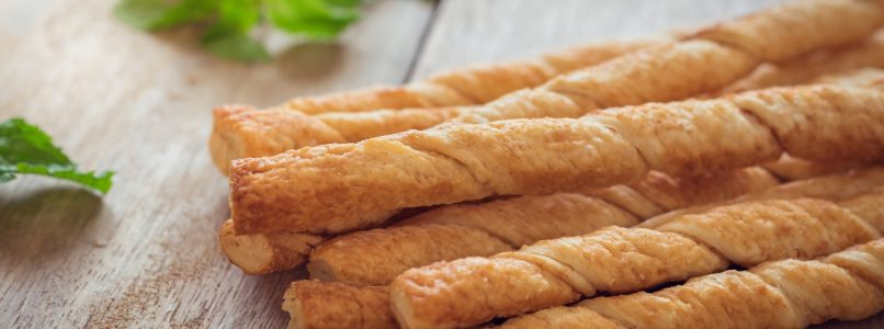 "How to make Rubatà: Piedmontese ""rolled"" breadsticks"