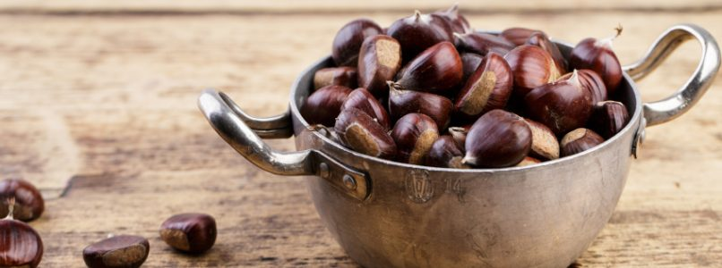 How to make boiled chestnuts
