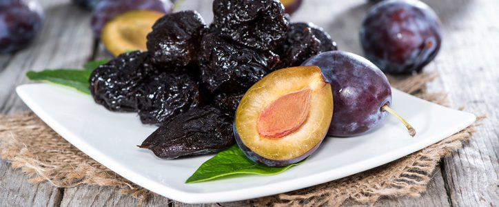 How to make dried prunes at home