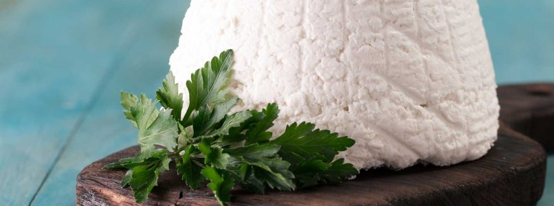 How to make ricotta at home
