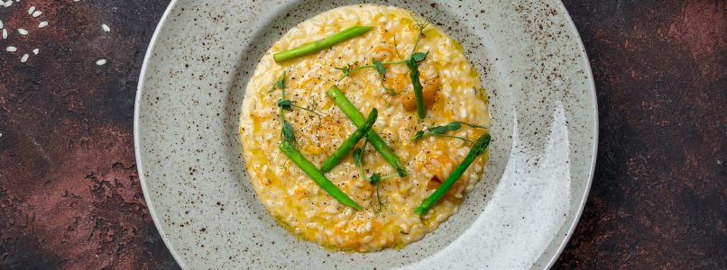 How to make risotto without broth
