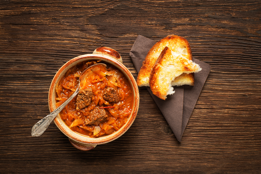 How to make the goulash - Italian Cuisine