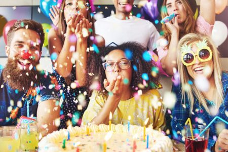 How to organize a last minute birthday party