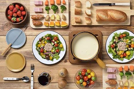 How to organize meals for the whole week